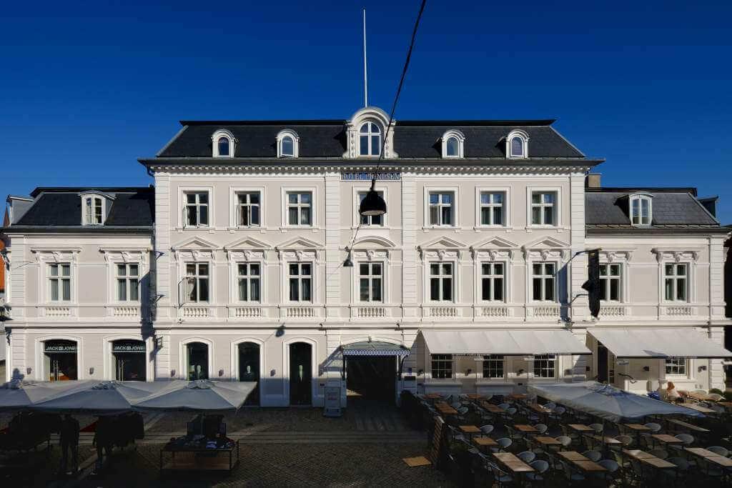 Zleep Hotel Roskilde facade