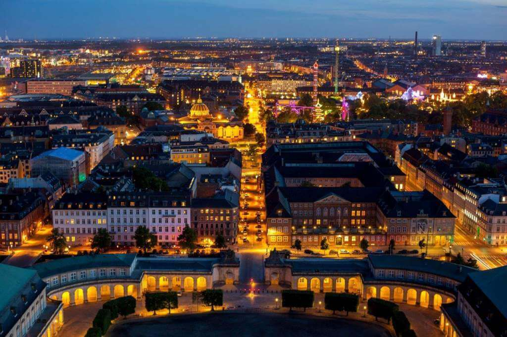 Christiansborg Tårnet nær Hotel København - copenhagenmediacenter.com - Jacob Schjørring & Simon Lau