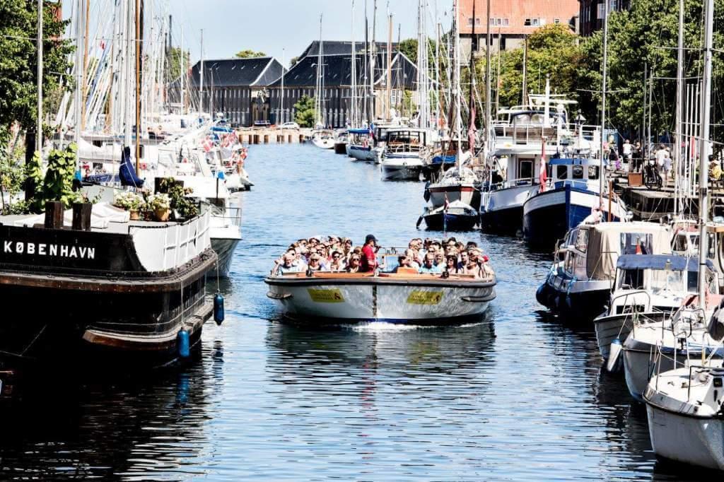 Kanalrundfart - copenhagenmediacenter.com - © Strömma