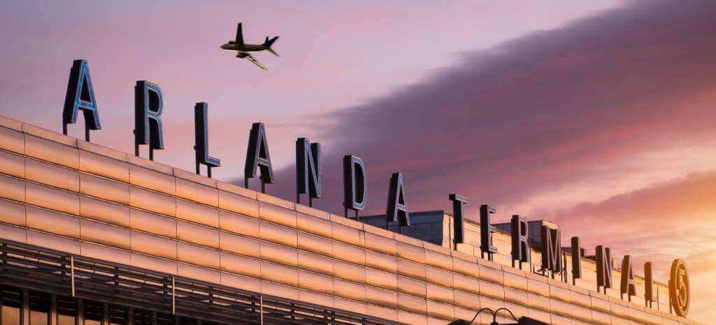 Stockholm Arlanda Terminal 5