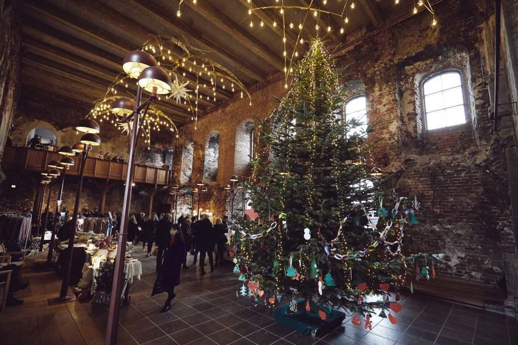 Julemarked på ©Koldinghus