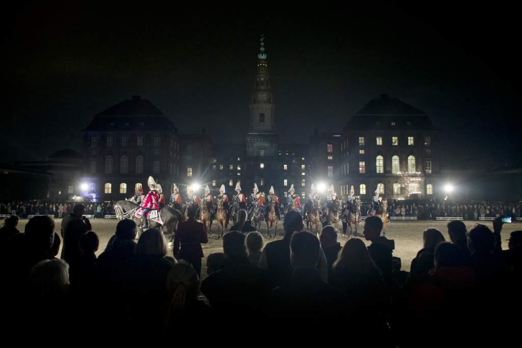 Kulturnatten på Christiansborg Slot ©Maria Sattrup