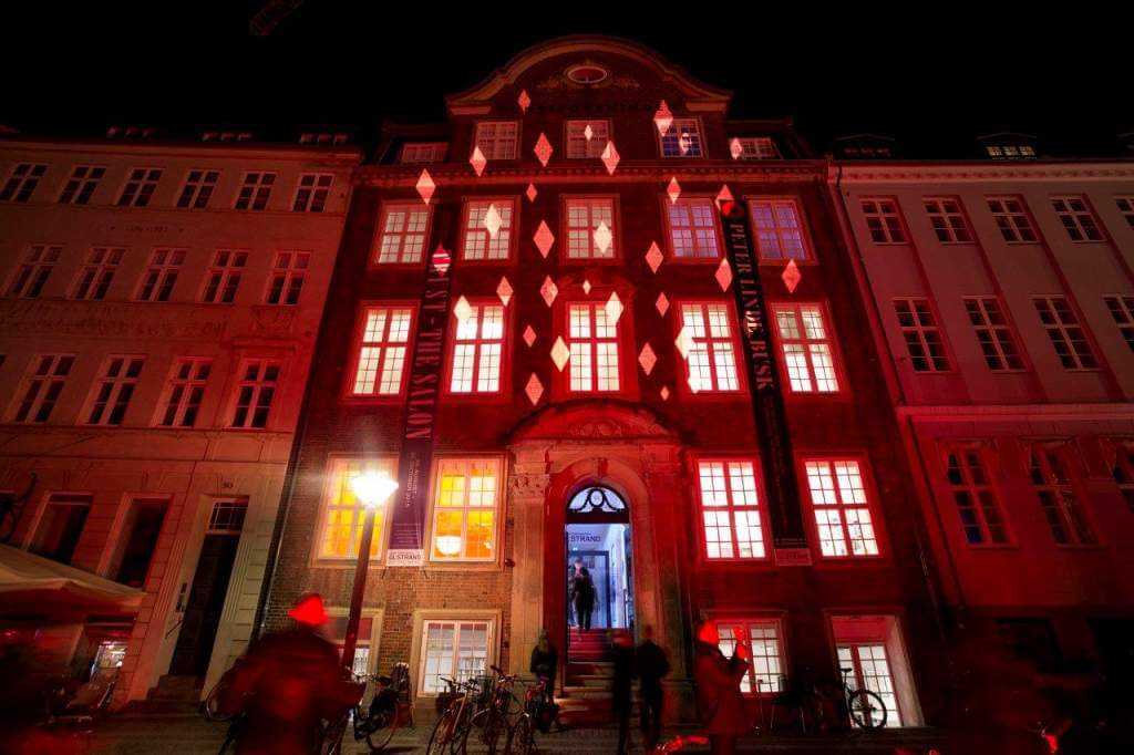 Kulturnatten på Gl. Strand Kunstmuseum © Sattrup og Host