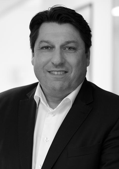 Executive Officer, Zleep Hotels, Jesper Østerhegn