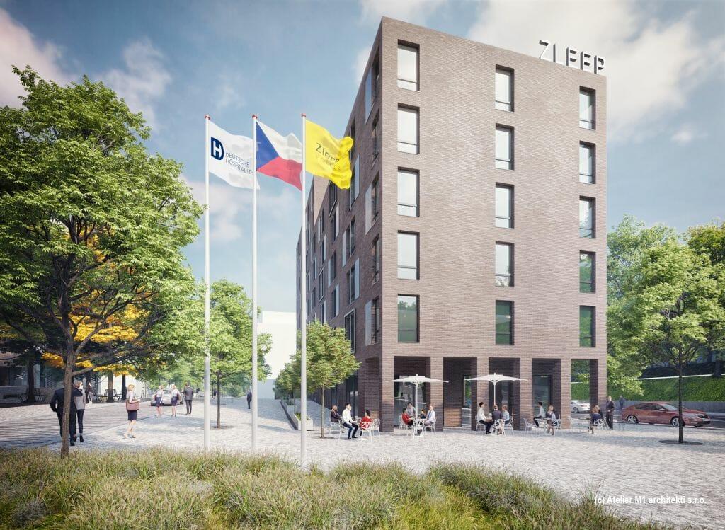 Zleep Hotel Prague